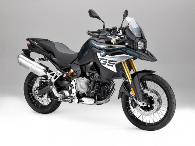 BMW F850 R hoan toan moi duoc tiet lo hinh anh tong the truoc ngay ra mat - 5