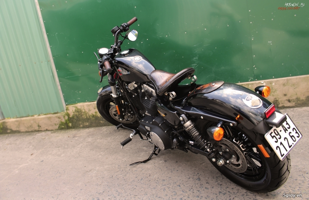 ___ Can Ban ___HARLEY DAVIDSON Forty Eight 1200cc ABS 2019 Keyless___ - 11