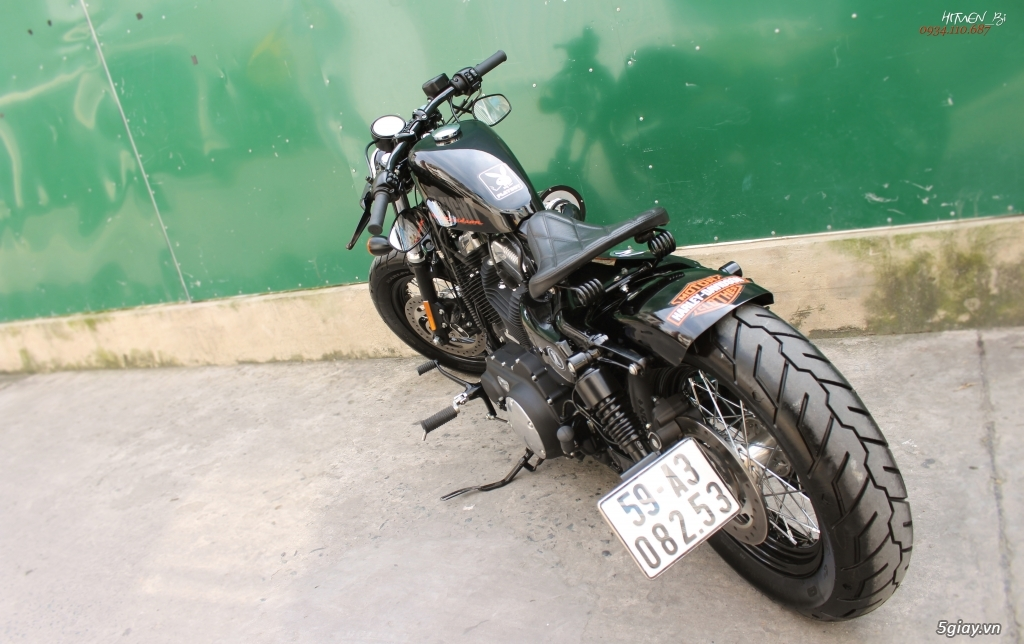 ___ Can Ban ___HARLEY DAVIDSON Forty Eight 1200cc ABS HELLCAT 2016 Keyless___ - 8