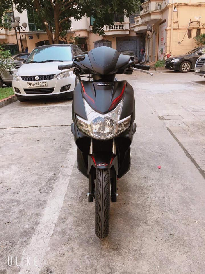 Honda Airblade 110 do den Sport che co bien Ha noi