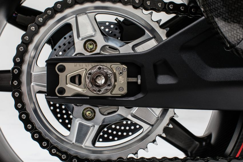 Ra mat Arch Motorcycle KRGT1 2020 voi gia gan 2 ty VND - 12