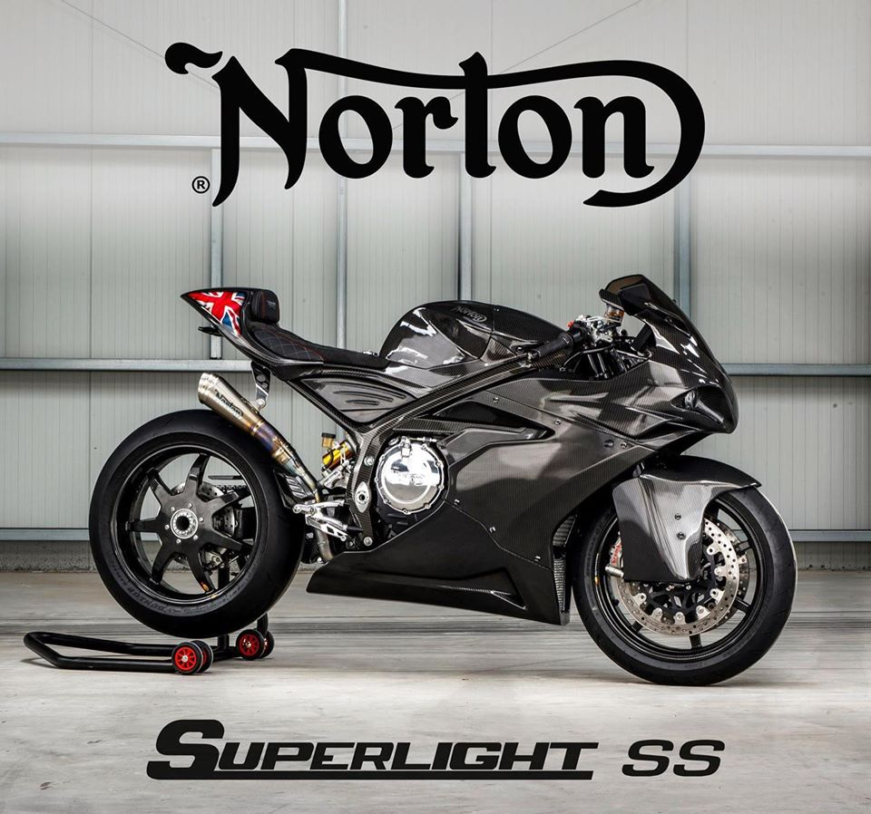 Ra mat Norton Superlight SS Limited voi so luong chi duy nhat 50 chiec