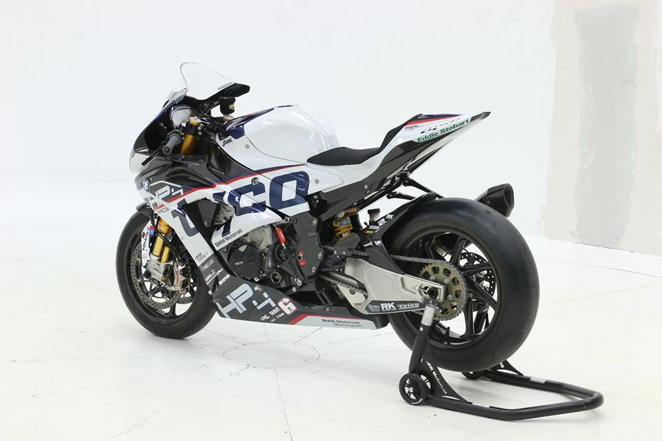 BMW HP4 Race duoc rao ban voi gia tu 13 ty VND - 15