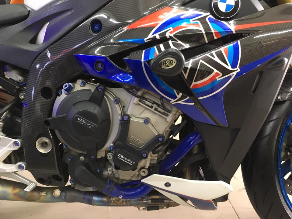 Can ban BMW s1000r ABS full options buy 52017 Germany - 6