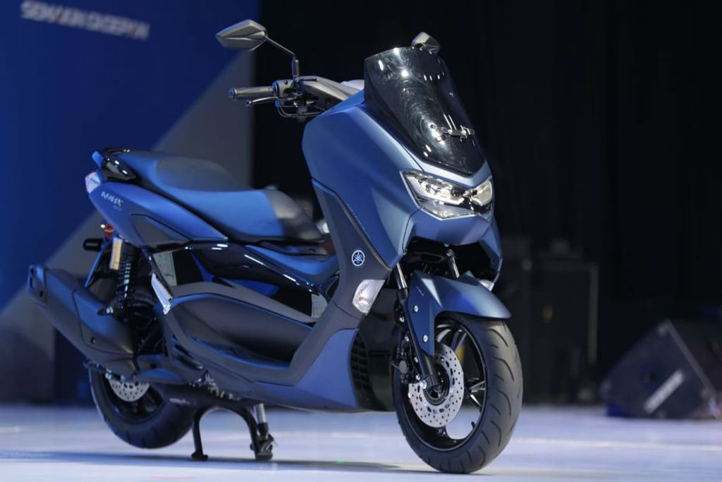 Yamaha NMax 2020 chinh thuc trinh lang voi dien mao day an tuong - 5