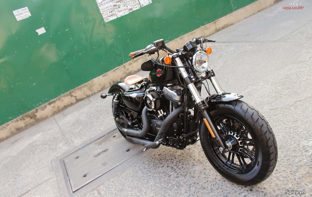 ___ Can Ban ___HARLEY DAVIDSON Forty Eight 1200cc ABS 2019 Keyless___ - 14