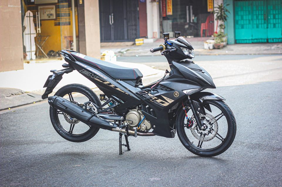 Exciter 150 pha cach voi Style Malaysia Dep Doc Dinh - 14
