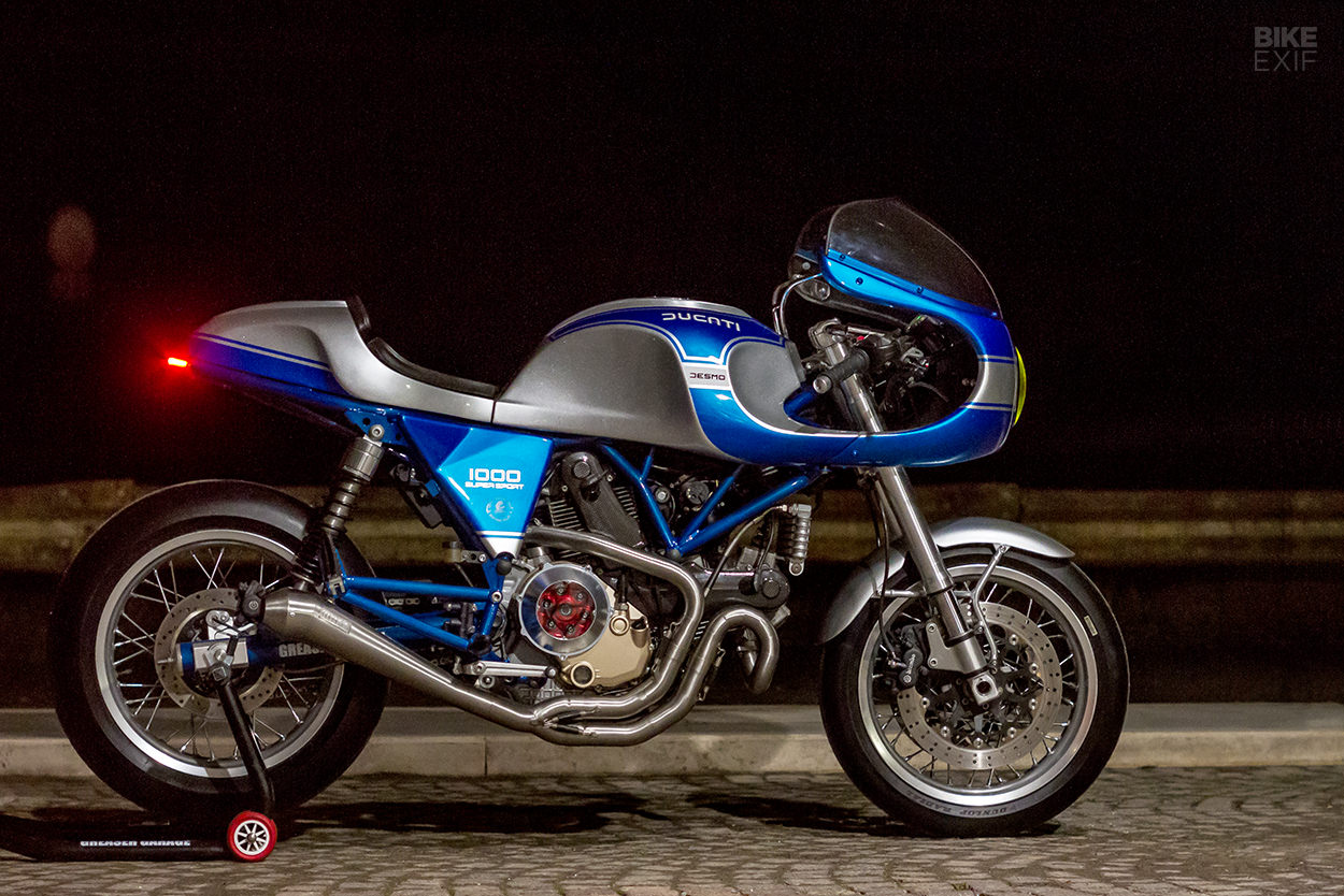 Ducati SS1000 do theo phong cach GT1000 Sportclassic - 3
