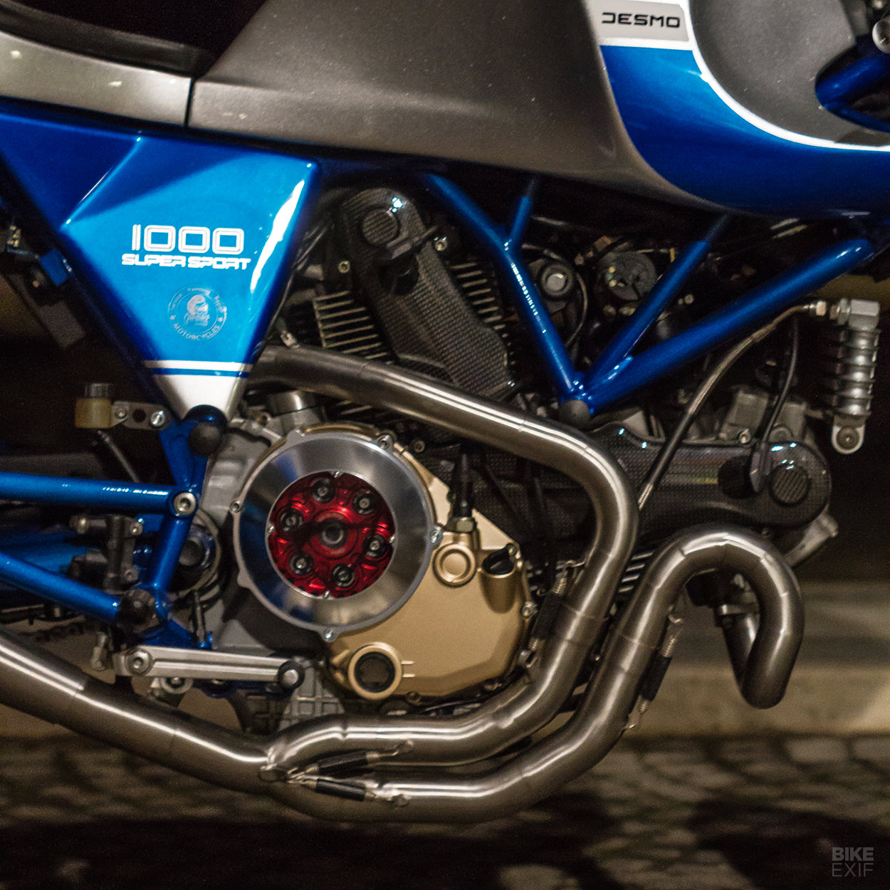Ducati SS1000 do theo phong cach GT1000 Sportclassic - 9
