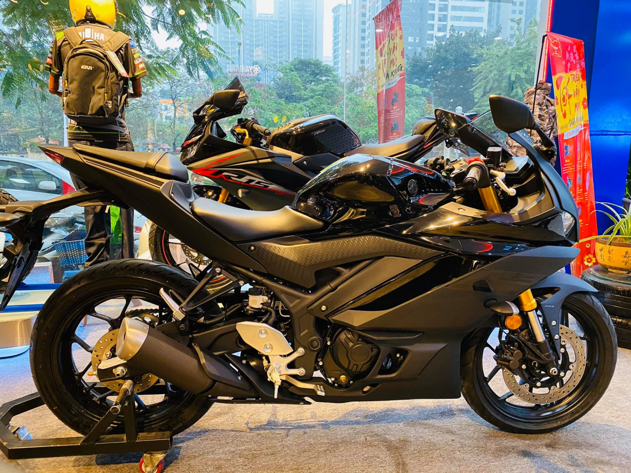 Yamaha R3 2020 nhap khau tu nhan co gia ban gay soc so voi R3 the he cu - 3