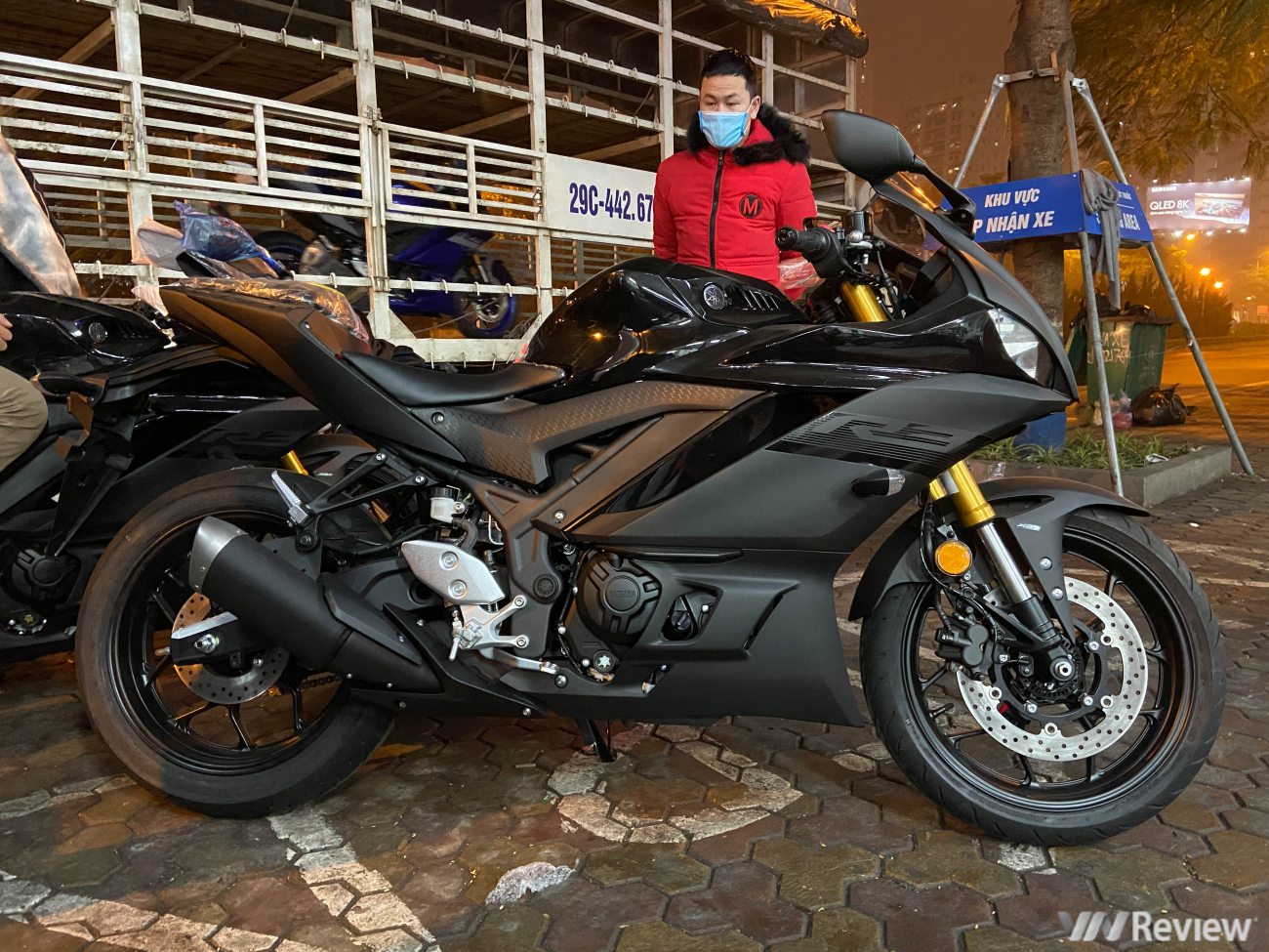 Yamaha R3 2020 nhap khau tu nhan co gia ban gay soc so voi R3 the he cu - 6