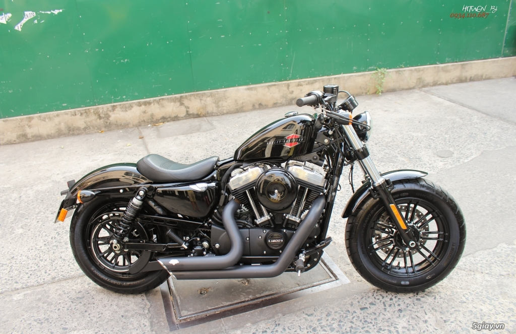 ___ Can Ban ___HARLEY DAVIDSON Forty Eight 1200cc ABS 2019 Keyless___ - 6