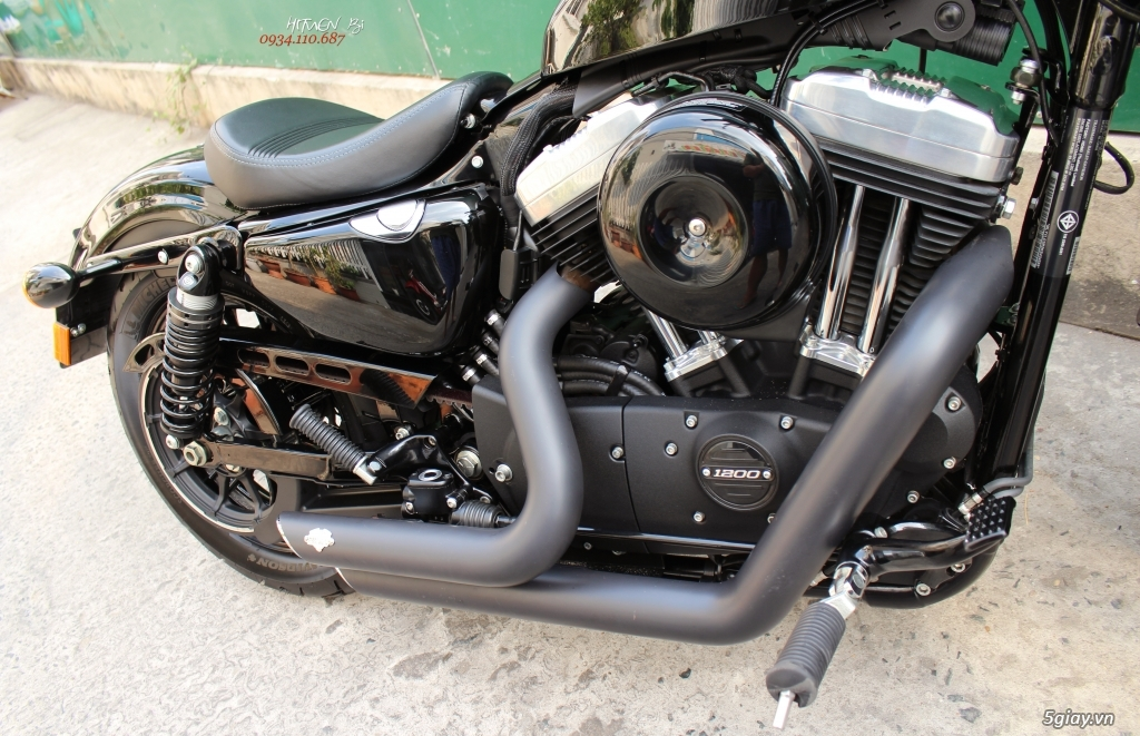 ___ Can Ban ___HARLEY DAVIDSON Forty Eight 1200cc ABS 2019 Keyless___ - 8