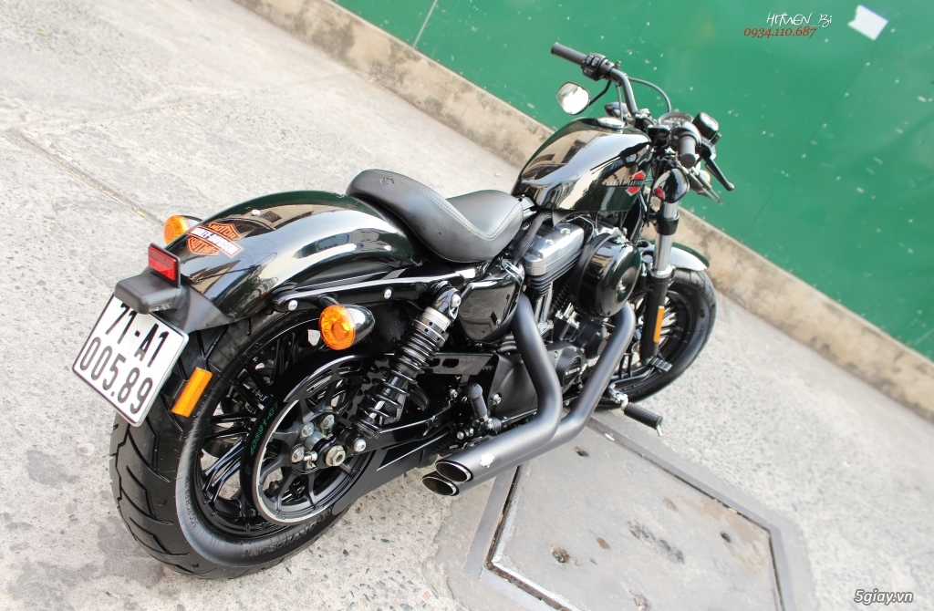 ___ Can Ban ___HARLEY DAVIDSON Forty Eight 1200cc ABS 2019 Keyless___ - 16