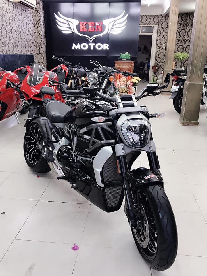 Can Ban DUCATI XDiavel S 1200cc Italia ABS 62018 KEYLESS ban mac nhat trong dong XDiavels xe od - 6