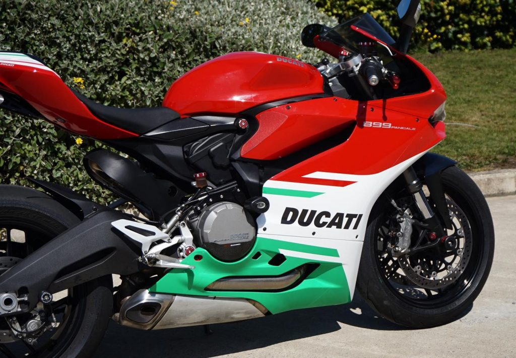 Ducati 1299 Panigale R FINAL EDITION NEW 100 - 4