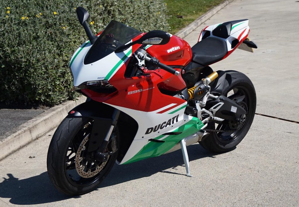 Ducati 1299 Panigale R FINAL EDITION NEW 100