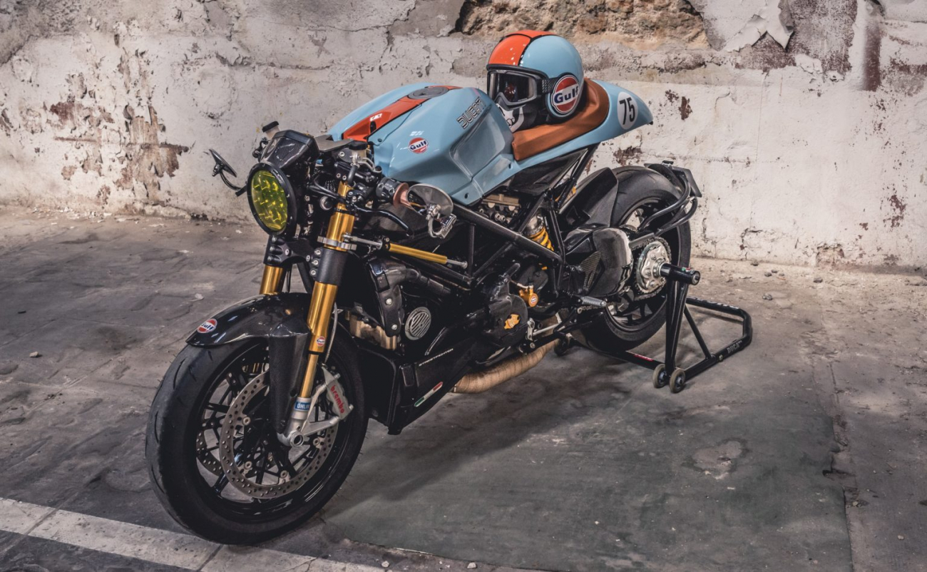 Ducati 1098S do an tuong voi phong cach Streetfighter - 12