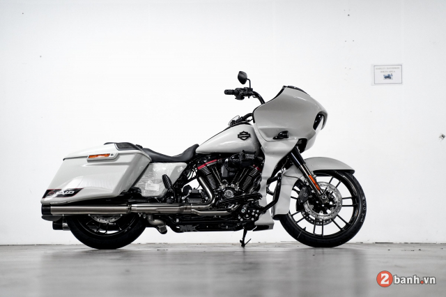 Can canh HarleyDavidson CVO Road Glide 2020 gia hon 2 ty tai VN - 3