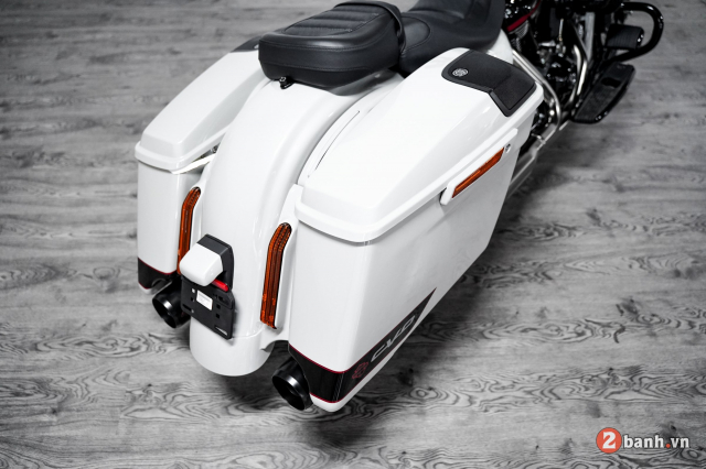 Can canh HarleyDavidson CVO Road Glide 2020 gia hon 2 ty tai VN - 21