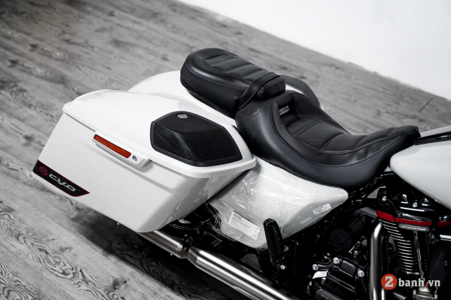 Can canh HarleyDavidson CVO Road Glide 2020 gia hon 2 ty tai VN - 22