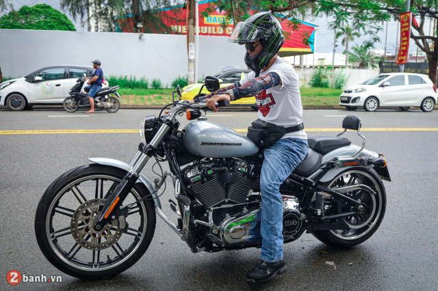 Theo chan anh em HarleyDavidson tien ve Can Tho trong su kien Weekend We Ride - 42