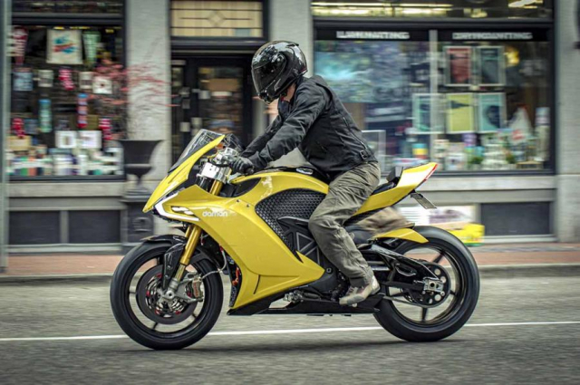 Mo to dien DAMON HYPERSPORT day du cong nghe duoc ha gia bat ngo - 3