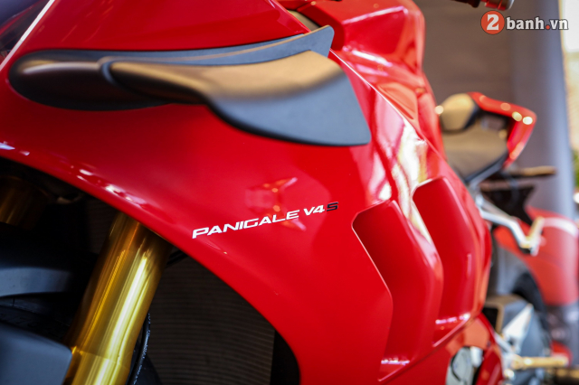 Can canh Ducati Panigale V4 S 2020 gan 1 ty tai Viet Nam - 15