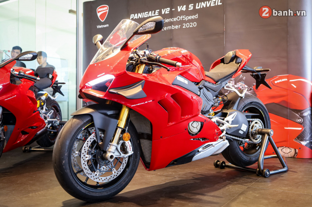 Can canh Ducati Panigale V4 S 2020 gan 1 ty tai Viet Nam - 4