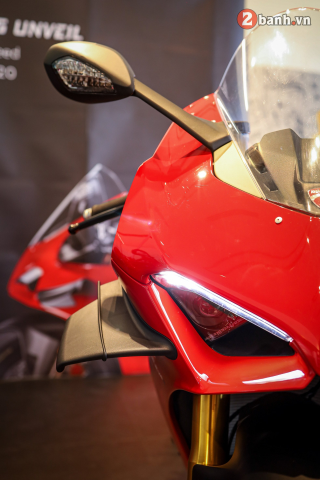 Can canh Ducati Panigale V4 S 2020 gan 1 ty tai Viet Nam - 8