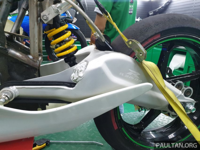 Exciter 150 do chay san Moto3 se dinh nhu the nao - 15