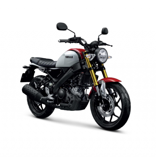 Yamaha XSR 155 2021 mang ve dep me hon ma lai co gia sieu re - 13